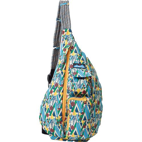 KAVU Rope Bag (Woodland Art)