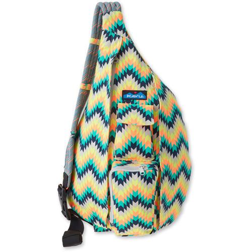 KAVU Rope Bag (Cactus Bloom)