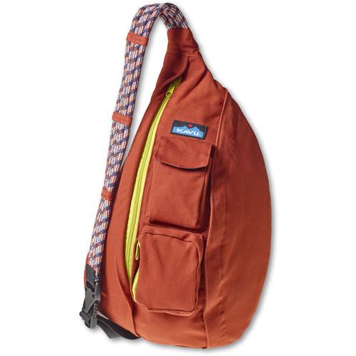 KAVU Rope Bag (Rust)