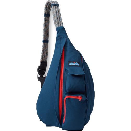 KAVU Rope Bag (Navy)