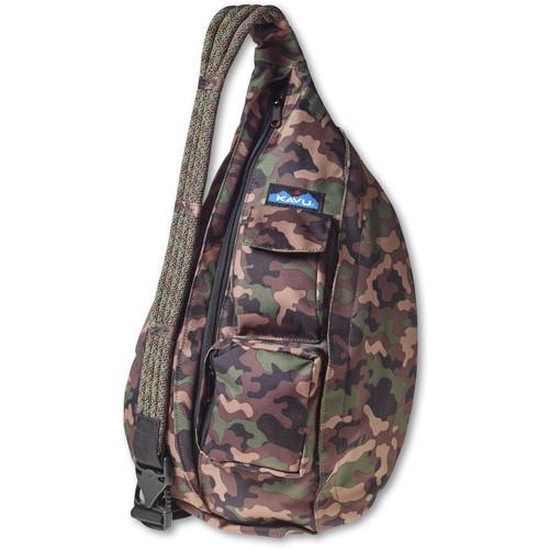 KAVU Rope Sling Bag (Camo)