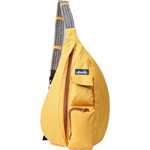 KAVU Rope Sling Bag (Tangerine)