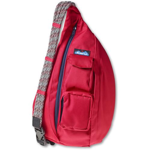 KAVU Rope Sling Bag (Red)