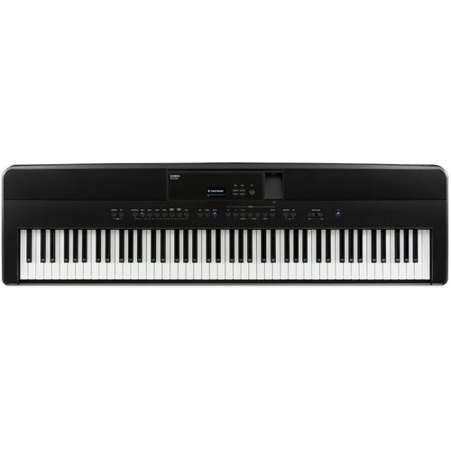 Kawai ES520 88-Key Portable Digital Piano w/ Speakers (Satin Black)