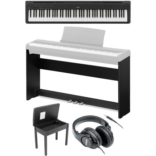 kawai es100 studio and home package b h photo video. Black Bedroom Furniture Sets. Home Design Ideas