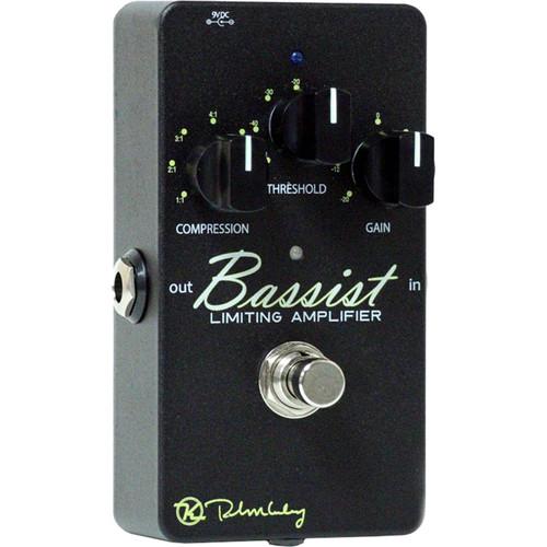 Keeley Bassist Compressor Pedal