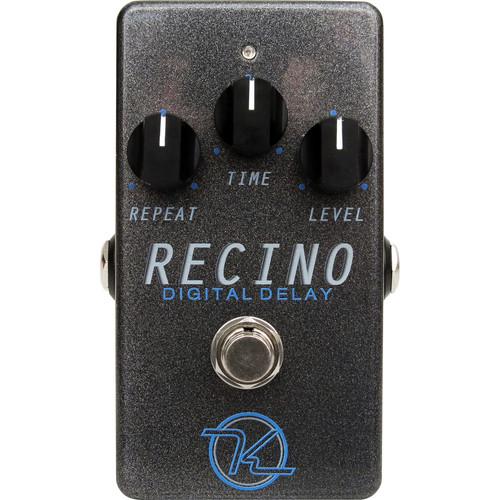 Keeley Recino Digital Delay Guitar Effects Pedal