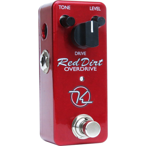 Keeley Red Dirt Mini Overdrive Pedal