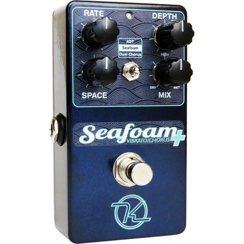 Keeley Seafoam Plus Vibrato/Chorus Pedal