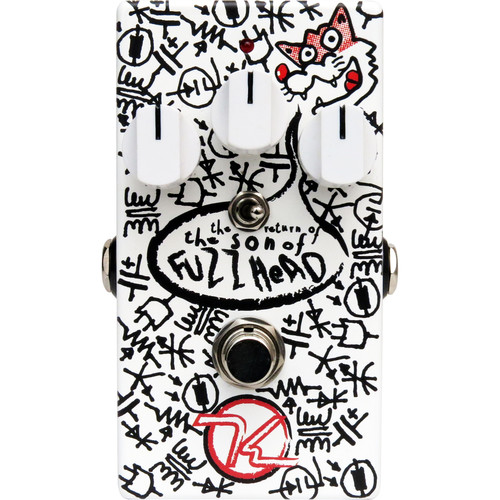 Keeley Son of Fuzz Head Guitar Effects Pedal