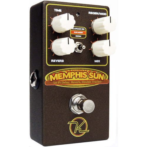Keeley Memphis Sun Pedal