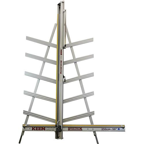 """KeenCut 98"""" SteelTraK Vertical Substrate Cutter"""