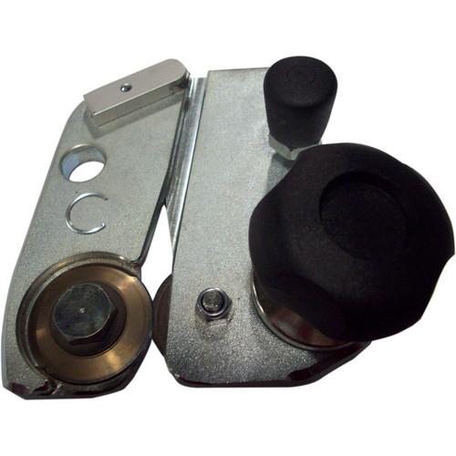 KeenCut Composite Twin-Wheel Cutting Head for SteelTraK Cutter
