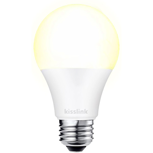 Keewifi Smart Wi-Fi LED Bulb-White (works with Amazon Echo)