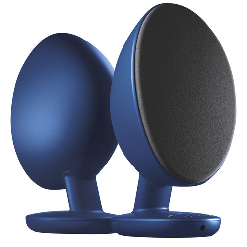 KEF EGG Wireless Digital Music System (Frosted Blue)