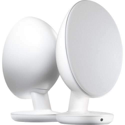 KEF EGG Wireless Digital Music System (Pure White)