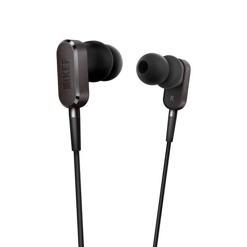 KEF M100 Hi-Fi Earphones (Grey)