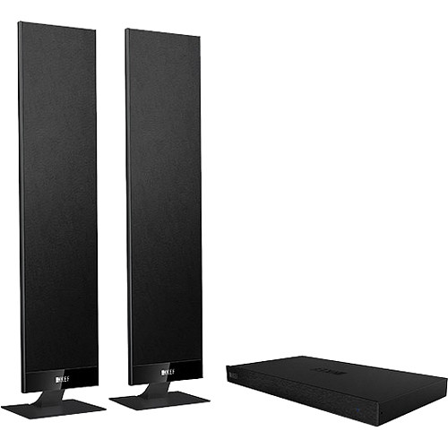 KEF V300 Powered Sound System for Digital TV (Pair)