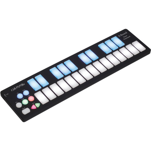 Keith McMillen Instruments K-Board USB MIDI Controller Keyboard