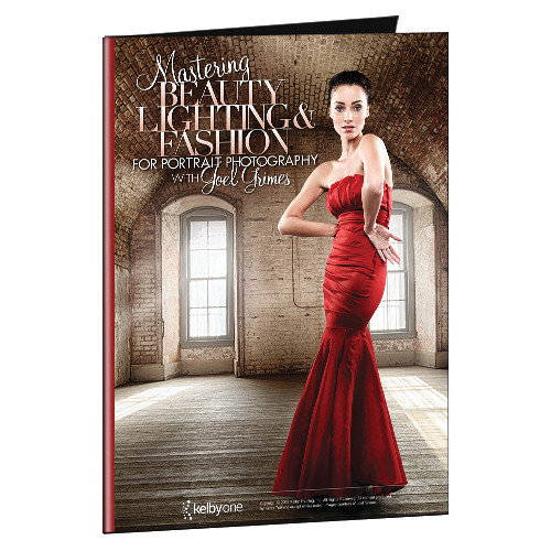 Kelby Media Mastering Beauty Lighting & Fashion for Portrait Photography with Joel Grimes (Download Card)