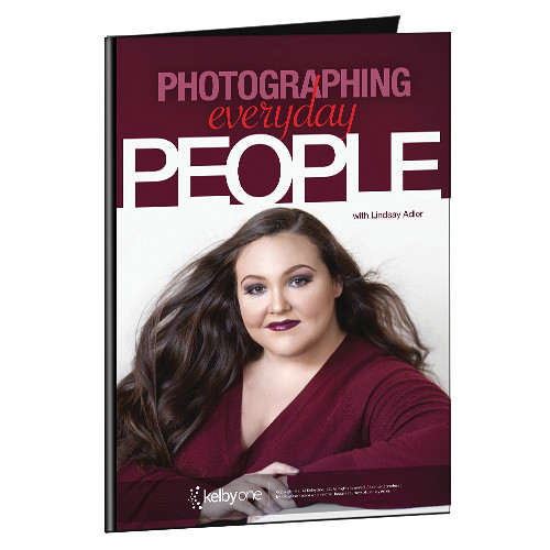 Kelby Media Photographing Everyday People with Lindsay Adler (Download Card)
