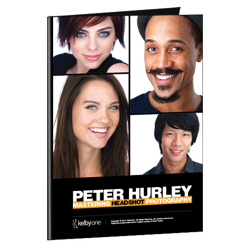 Kelby Media Mastering Headshot Photography with Peter Hurley (Download Card)