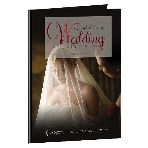 Kelby Media Essentials of Creative Wedding Photography with Cliff Mautner (Download Card)