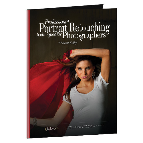 Kelby Media Professional Portrait Retouching with Scott Kelby (3 Course Bundle, Download Card)