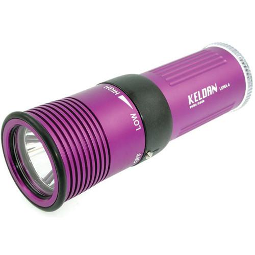 Keldan Luna 4 L-H LED Dive Light