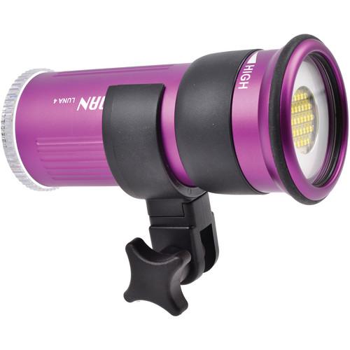 Keldan Luna 4 V LED Video Dive Light