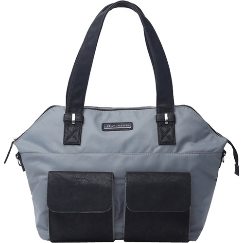 Kelly Moore Bag Ponder Bag with Removable Basket (Gray)