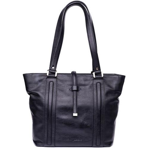 Kelly Moore Bag Evangeline Shoulder Bag (Black)