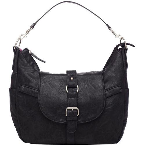 Kelly Moore Bag B-Hobo Bag with Removable Basket (Almost Black)