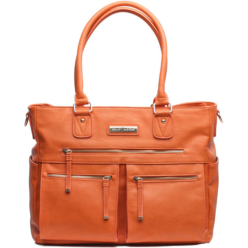 Kelly Moore Bag The Libby 2.0 Shoulder Bag (Orange, Cambrio)