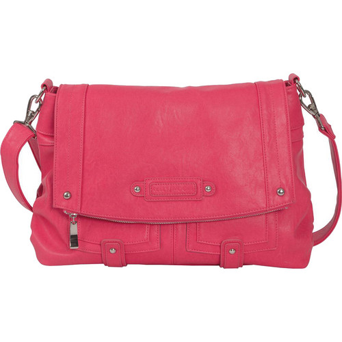 Kelly Moore Bag Songbird Shoulder Bag with Removable Basket (Orchid Pink)