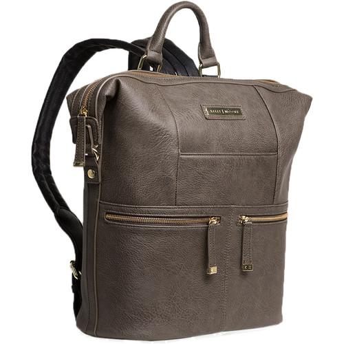 Kelly Moore Bag Woodstock 2.0 Vegan Backpack (Gray)