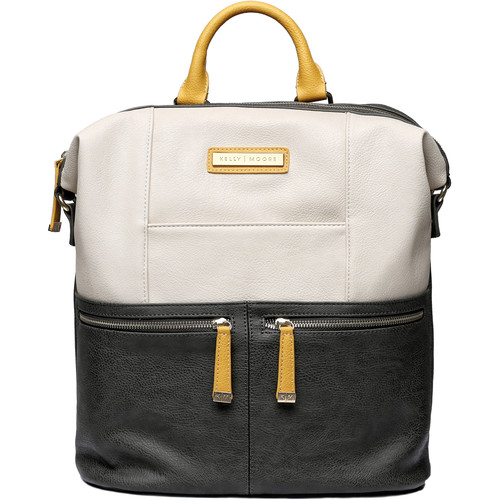Kelly Moore Bag Woodstock Backpack (Bone Colorblock)