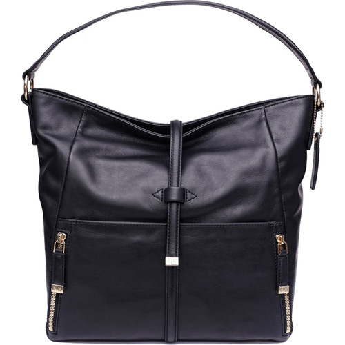 Kelly Moore Bag Westminster Hobo Shoulder Bag (Midnight)
