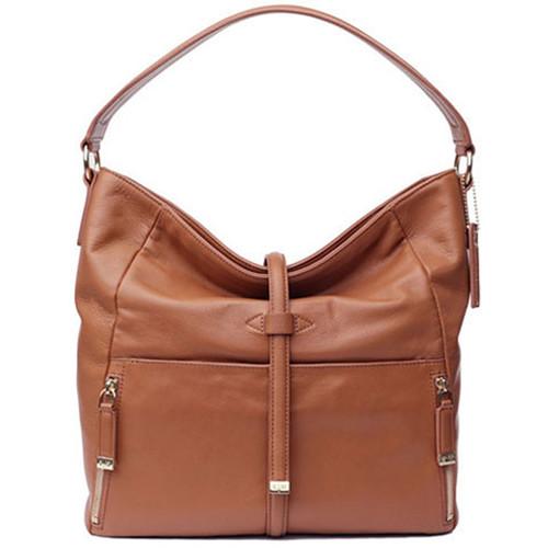Kelly Moore Bag Westminster Hobo Shoulder Bag (Maple)