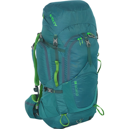 Kelty Coyote 65L Backpack (Ponderposa Pine)