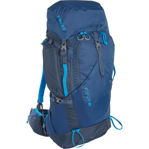Kelty Coyote 65L Backpack (Twilight Blue)