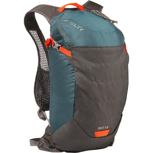 Kelty Riot 15L Backpack (Deep Teal)