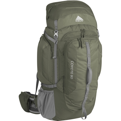 Kelty Coyote 80 Backpack (Forest Green, 80L)