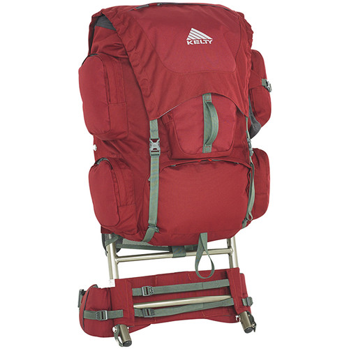Kelty Trekker 65 Medium/Large Backpack (Garnet Red)