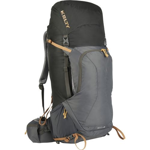 Kelty Revol 65L Backpack (Raven)