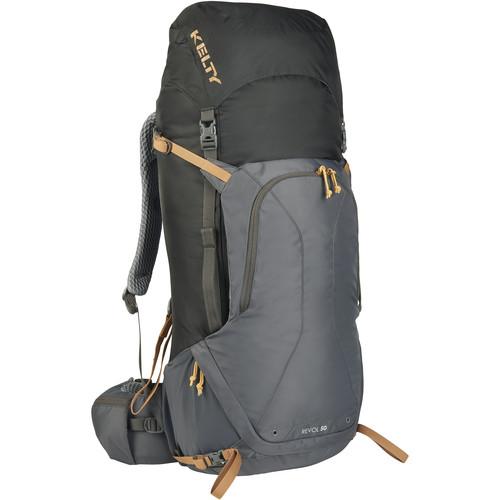 Kelty Revol 50L Backpack (Black)