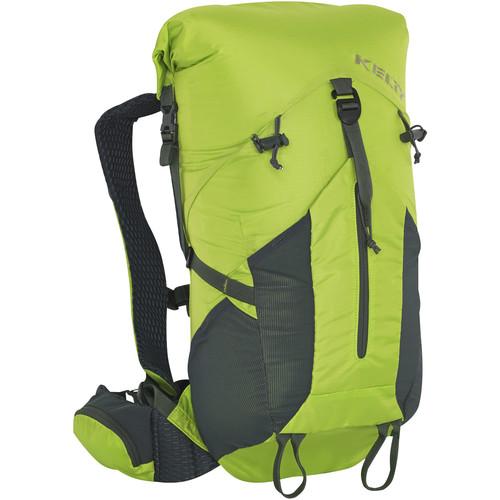 Kelty Ruckus Roll Top 28 Backpack (Green Apple)