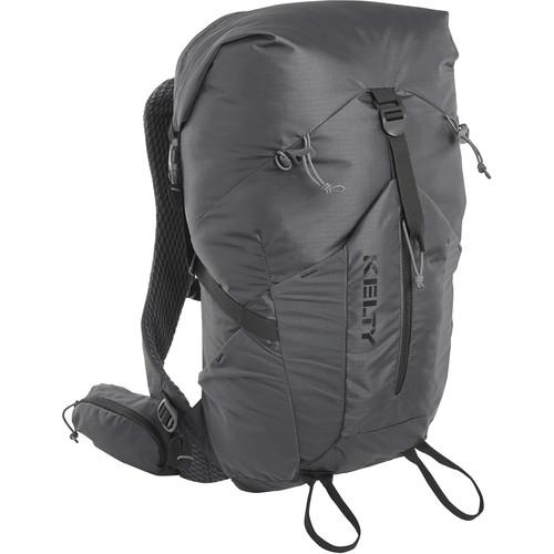 Kelty Ruckus Roll Top 28 Backpack (Dark Shadow)