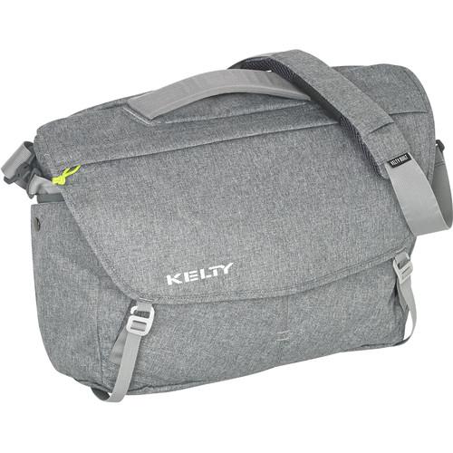Kelty Versant Messenger Bag (Smoke)