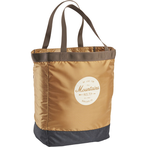 Kelty TOTES 30L Tote (Canyon Brown/Black Geo-Heather)